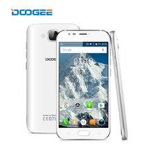 Оригинал DOOGEE X9 мини MTK6580A Quad Core 1.5 ГГц Android 6.0 Смартфон 5.0 »Экран HD RAM 1 ГБ ROM 8 ГБ Dual SIM 3 Г WCDMA телефон