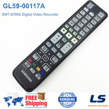 ORIGINAL  GL59 00117A REMOTE CONTROL FIT FOR SAMSUNG SMT S7800 SMT S7800 FREESAT RECORDER