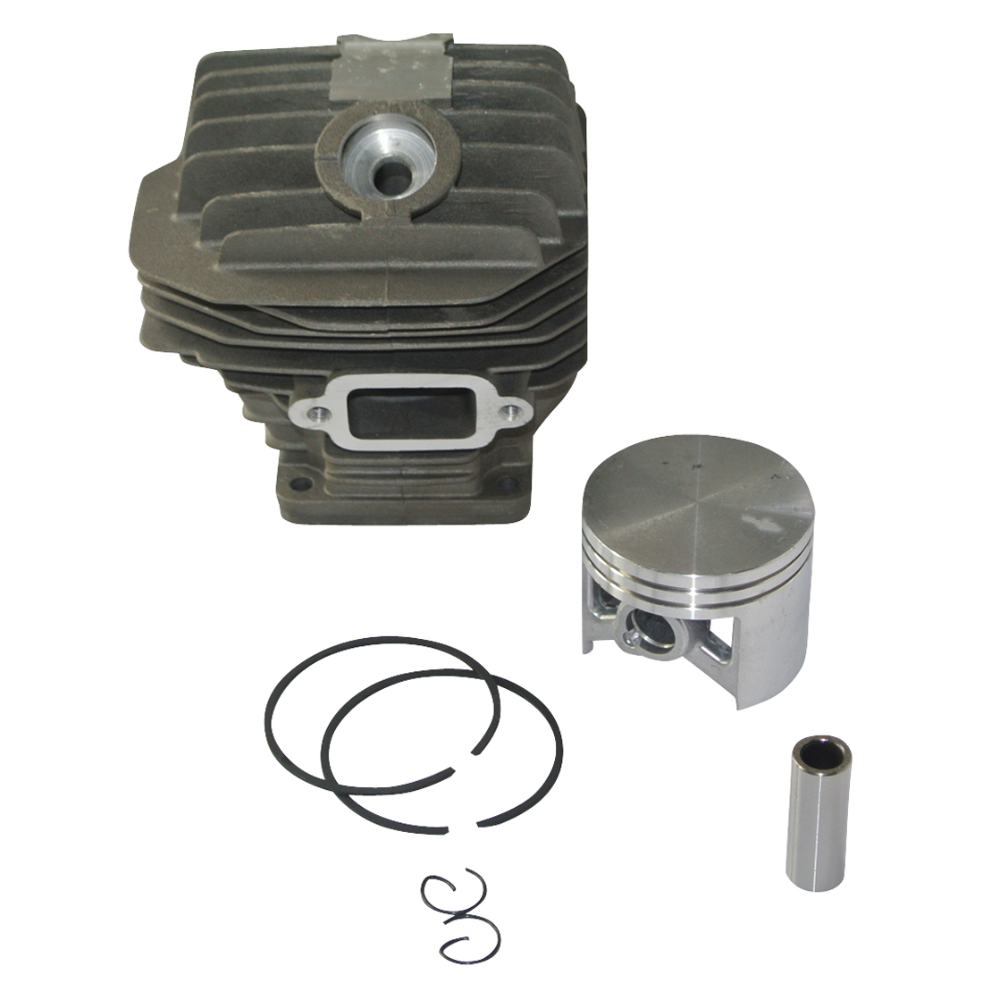 Nikasil 50MM Cylinder Piston Ring Kit Fit STIHL 044 MS440 Chainsaw 1128-020-1226