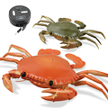 1 Pcs Infrared Remote Control Simulation Crabs RC Animal Toy Electric Toy Funny Novelty Christmas Children Kids Gift Guarantee
