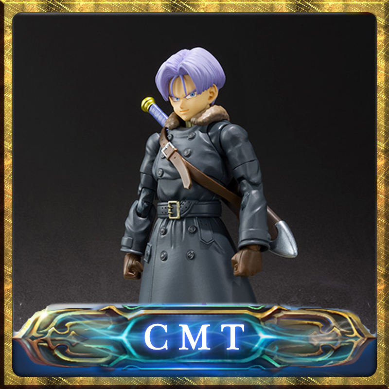 CMT INSTOCK Dragon Ball Z Trunks XENOVERSE Edition Action Figure