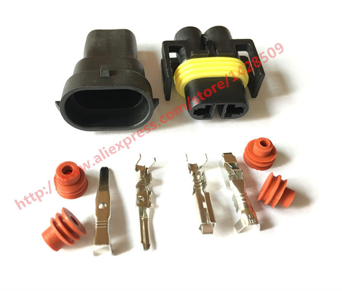 5 Set Delphi 2 Pin Kit Female Male 880 Socket Connector Fog Lamp Light H11 H8 H9 Lamp Socket 121248195 Set Delphi 2 Pin Kit Female Male 880 Socket Connector Fog Lamp Light H11 H8 H9 Lamp Socket 12124819