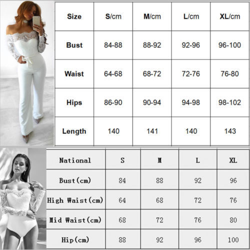 Gogoboi Women Clubwear Playsuit Casual Long Sleeve Party Jumpsuit Romper Trousers Pants NEW Dropshipping