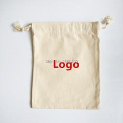 Customized cotton drawstring bag 100pcs lot 15x20cm promotional gift bag eco friendly bag for packaging.jpg 250x250
