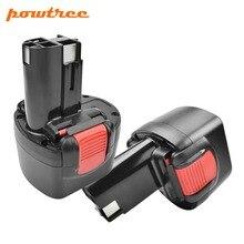 цены 2PACKS 2000mAh 9.6V NI-MH BAT048 Rechargeable Battery for Bosch PSR 960 BH984 BAT119 BAT100 BAT001 BPT1041 BH974 2607335260 L10