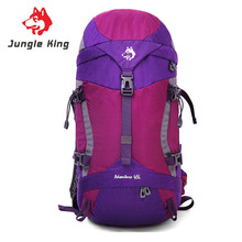 JungleKing 2017 new men and women sports and leisure bags 45L outdoor mountaineering bags outdoor camping backpacks shoulder bag jungleking 2017 new men and women sports and leisure bags 45l outdoor mountaineering bags outdoor camping backpacks shoulder bag