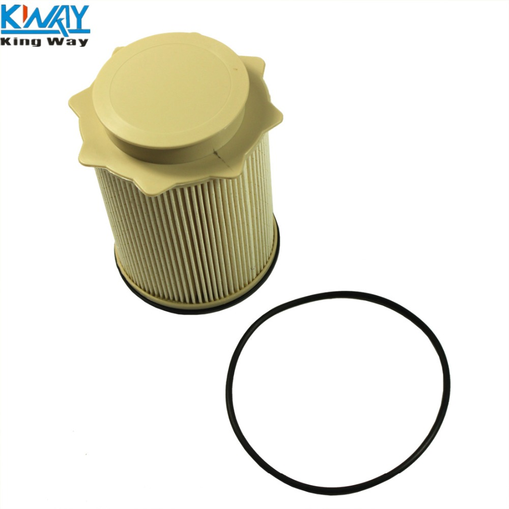 Free Shipping King Way For Dodge Ram 67 Diesel Fuel Filter Kit 6 7 Powerstroke 68157291aa 68065608aa 2010 2016 New In Filters From Automobiles Motorcycles On