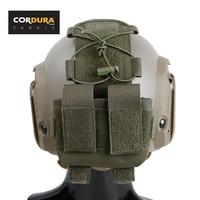Helmet MK2 Battery Case BK RG Ranger Green Tactical Counterweight Pouch Free Shipping XTC051012