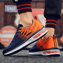 Hot Sale Popular Casual Shoes for Men High Quality Fashion Comfortable Brand Breathable Male Shoes Orange Red Sneakers  5 belts men 140cm 150cm 160cm 2017new fashion business casual male belt strong men best popular selling goods cool choice hot sale