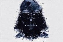 Encargo de la Lona de Arte Pintura Cartel de Star Wars Star Wars Darth Vader Comic Wallpapers Decoración Pegatinas de Pared Mural Sticker #1140 #