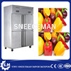 Commercial Stainless Steel Deep Freezer Big Deep Freezer