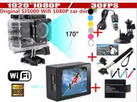 GEEKAM W9 Go Pro Style Action Camera WiFi Full HD 1080P Sports DV Camera 2 0