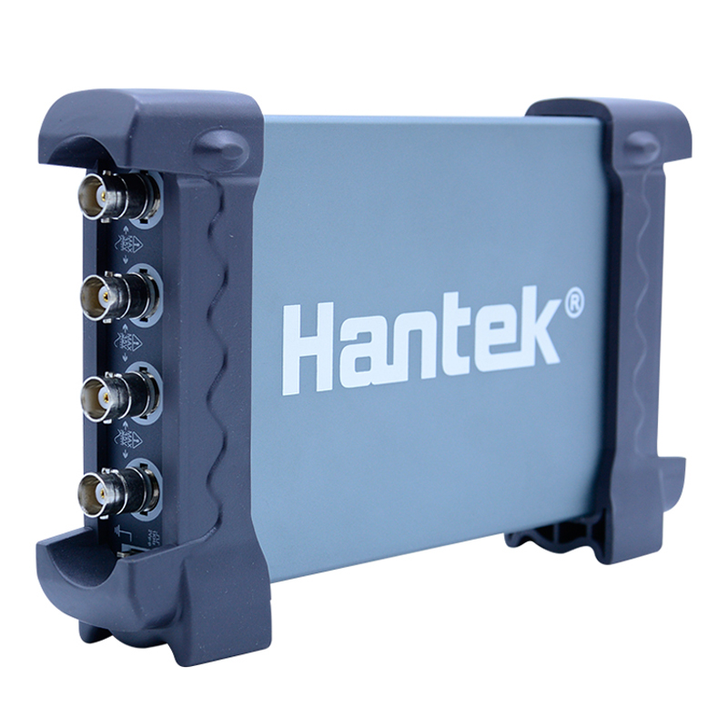 6104BC New Arrival Hantek PC USB Oscilloscope Bandwidth 100MHz 4 Independent Analog Channels 2mV-10V/DIV Input Sensitivity hantek 6074bc pc usb oscilloscope 4 digital channels 70mhz bandwidth 1gsa s 2mv 10v div input sensitivity factory direct sales