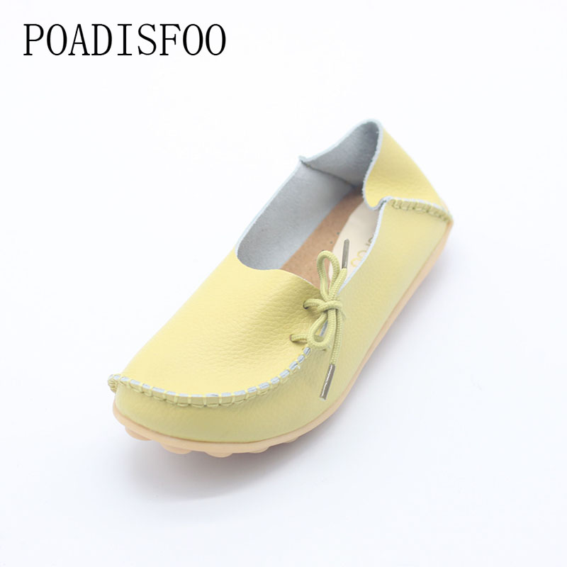 Fashion leather woman flat shoes On Soft Loafers Leather Oxford shoes spring and autumn tourism driving shoes.CQY-911 mirela catrinel voicu websites on tourism