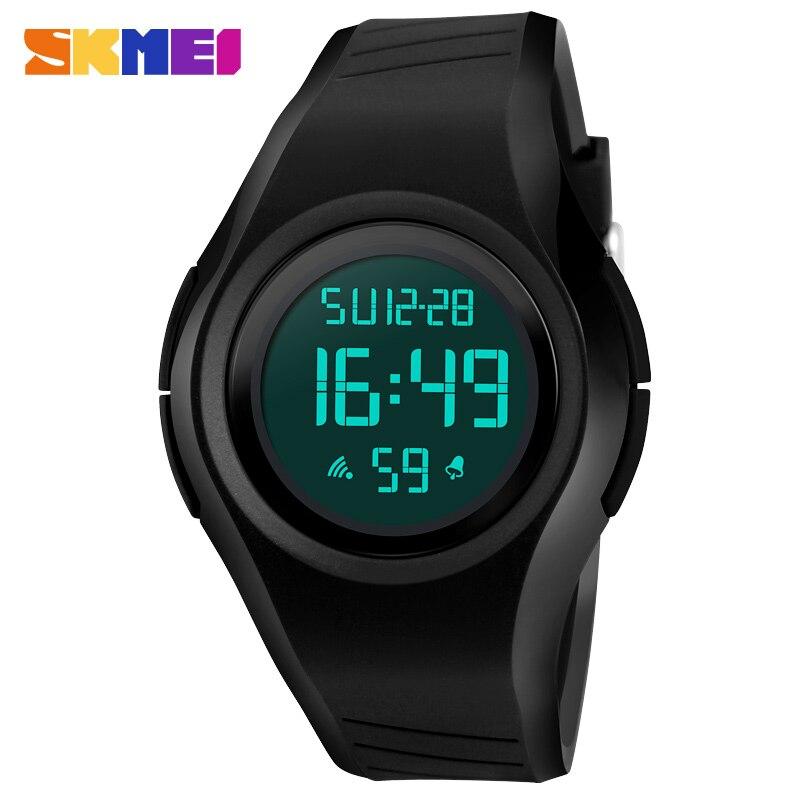 SKMEI Fashion Men Sport Watches Waterproof Male Outdoor Wristwatches Complete Calendar LED Digital Watch Relogio Masculino