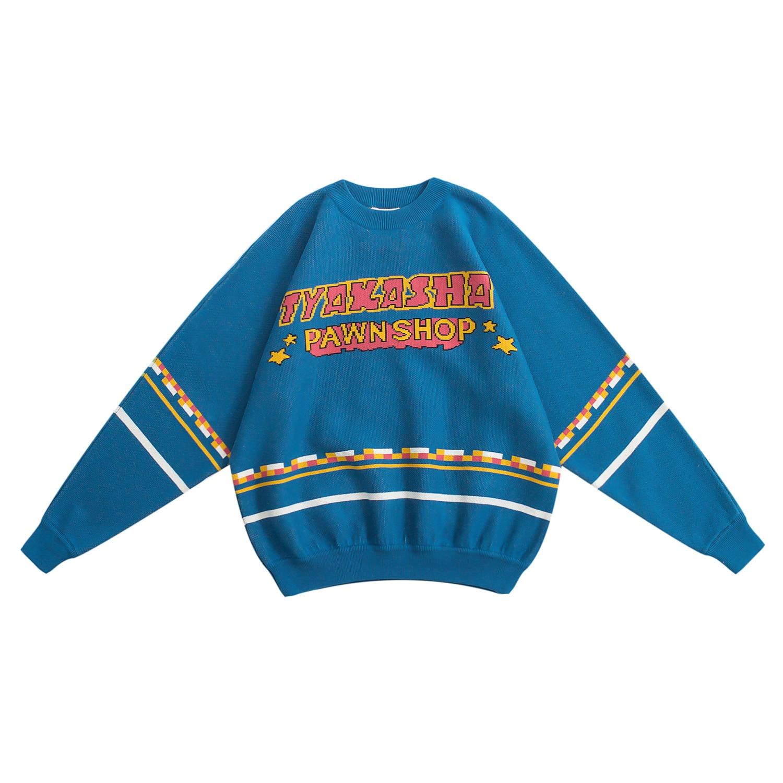 Herbst Frauen Pullover Pullover Bunny Buchstaben Frauen Verdicken Übergroßen Gestrickte Tops Mode Design Hohe Qualität Winter Pullover-in Pullover aus Damenbekleidung bei  Gruppe 2