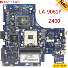 Computer Office - Computer Components - Lenovo VIWZI-Z2 LA-9061P   Z400  Laptop Motherboard Z400 Mainboard Rev2A  100% Tested  Free Shipping