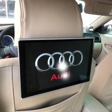11.8Inch 1920X1080 1080P 4K Android7.1 TV 12V Screen Car Headrest Monitor With Wifi For Audi A1 A3 A4L A5 A6L A7 A8  Q2 Q3 Q5 Q7 накладки на педали audi q5 a4l a5 a6l a3 a7