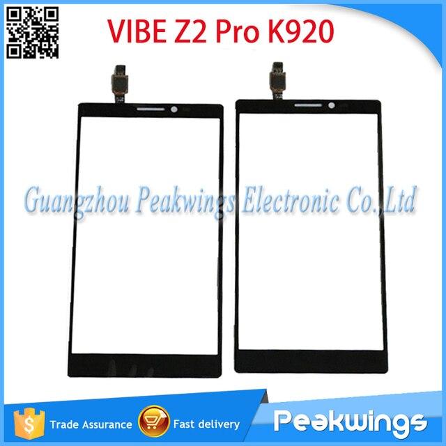 5pcs/lot Touch Screen Digitizer Panel For Lenovo Vibe Z2 Pro K920