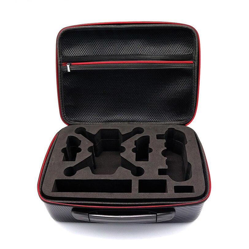 Eav caso duro para dji faísca saco de proteção portátil saco de armazenamento profissional para dji faísca zangão acessórios saco 20j