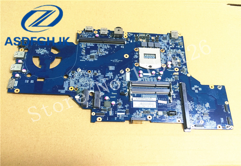 6-71-P370A0-D02B Laptop Motherboard For Terrans Force FOR CLEVO P377SM Motherboard  6-77-P377SMAA-N02C-1 100% Test Ok