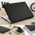 Новый Кожаный Чехол для Apple Macbook Pro 13 Дело Воздуха 13 11 Pro Retina 12 13.3 15 Сумка Для Ноутбука Чехол для Mac Book Air 13
