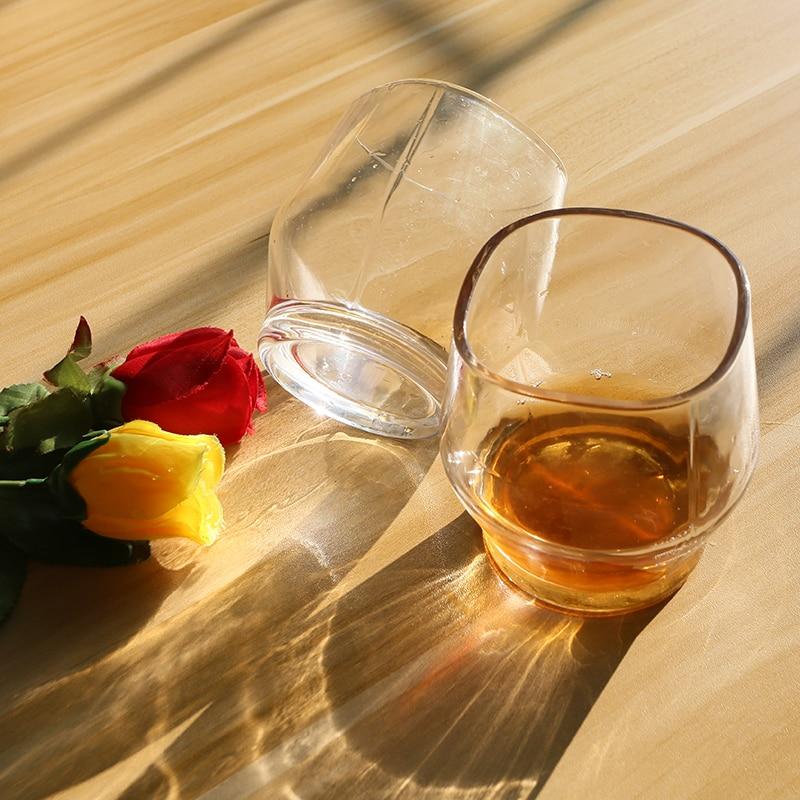 High quality shot glasses1 pcs set 50% big discounts beer glass cups whisky bottles mug crystal water drinking 350ML beer glass