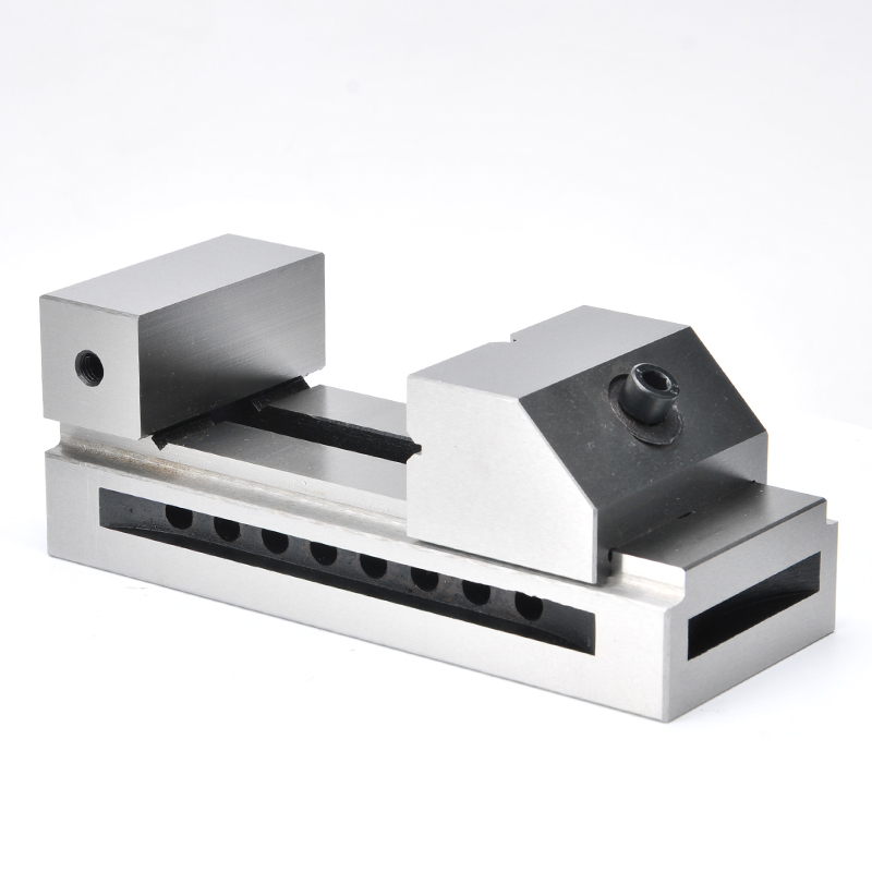 High Precision QKG Fast Moving Flat Jaw Grinder Right Angle Vise Pure Steel Clamp 2-4 Inch Y