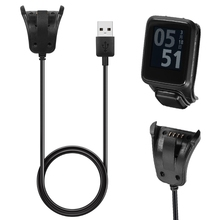 1PC Data Sync USB Charger Clip Charging Cable For TomTom 2 3 Runner Golfer GPS Watch 2018 data sync usb charger clip charging cable for tomtom 2 3 runner golfer gps watch