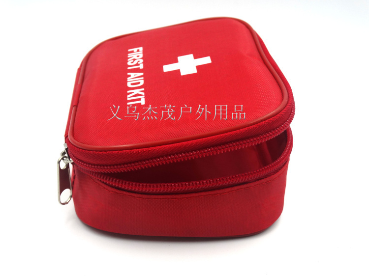 outdoor travel first aid kit mini car first aid kit bag home small medical box emergency survival kit size cmin emergency kits from security
