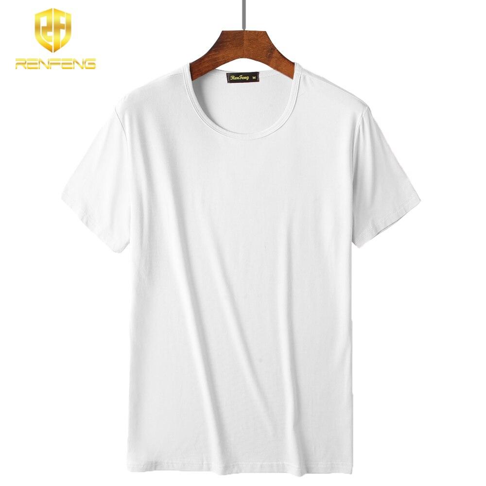 2018 Men Boy Body Compression Base Shirt 95% Bamboo Fiber Short Sleeve Summer Vest Thermal Under Top Tees Fitness Undershirt men (4)