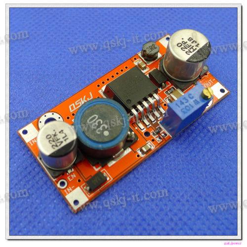 3A DC-DC Boost Step Up Module Adjustable Voltage Converter 4-35V to 12v 24v 48v