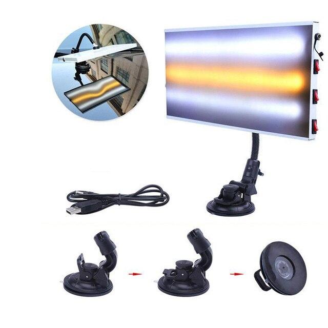 Светодиодный свет 3 StripCar лампа доска для безболезненного удаления вмятин от града комплект