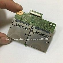 חלקי תיקון עבור Sony HXR NX5 HXR NX5P HXR NX5R HXR NX5U HXR NX5C HDR AX2000 SD כרטיס חריץ לוח רכוב C. לוח MS 424 A1752120A