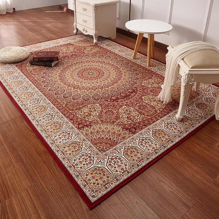 Living Room Luxurious Bedroom Rugs