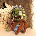 2015 30 cm Verde Zombie Plants Vs Zombies de Peluche de Juguete Muñeca Animales de peluche Bebé de Juguete Para Niños de Regalos del Regalo de Chrismas Envío gratis
