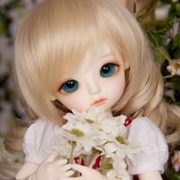 OUENEIFS sd bambole bjd Angelic Melissa Linachouchou 1/6 corpo in resina figure kit bambola luts ai volks yosd bb fairyland giocattolo regalo