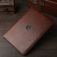 Luxury Top Crafted Shockproof Automatic Wake Sleep Smart Cover Leather Case For Ipad Pro 12 9