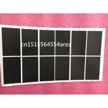 50 قطعة كمبيوتر محمول من صانعي القطع الأصلية لينوفو ثينك باد T410 T420 T430 T410S T420S T430S T530 T510 T520 W510 W520 W530 اللمس ملصقات