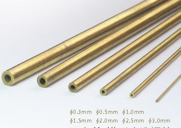 Aliexpress Com Buy Brass Tube 3mm 1mm 2mm 4mm 5mm 6mm
