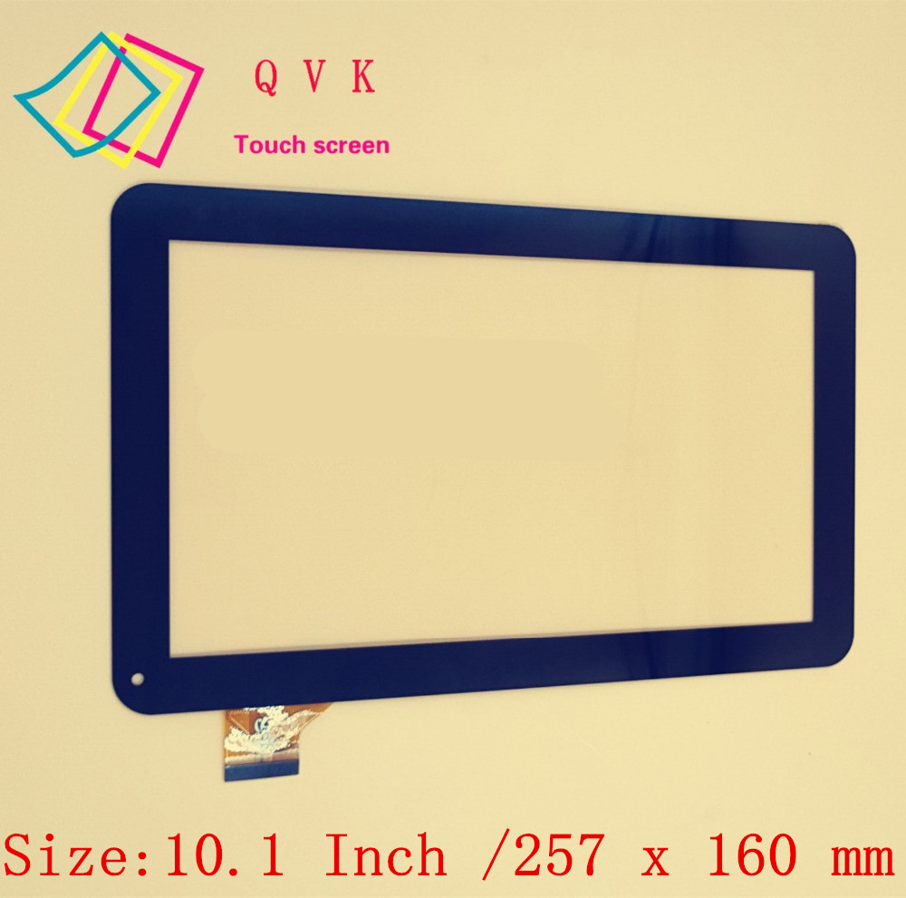 Black 10.1 Inch For IconBit NetTAB Thor LX 3G NT-1021T Tablet Pc Capacitive Touch Screen Glass Digitizer Panel Free Shipping