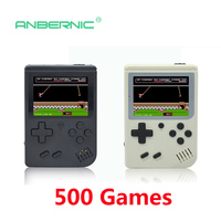 Best Gift Retro Classic Childhood Tetris Handheld Video Game console Players Games Toys Game Console Riddle Educational Toys