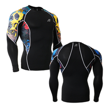 Life on Track tshirts men for cycling biking recycling male colorful printing compression base layers size
