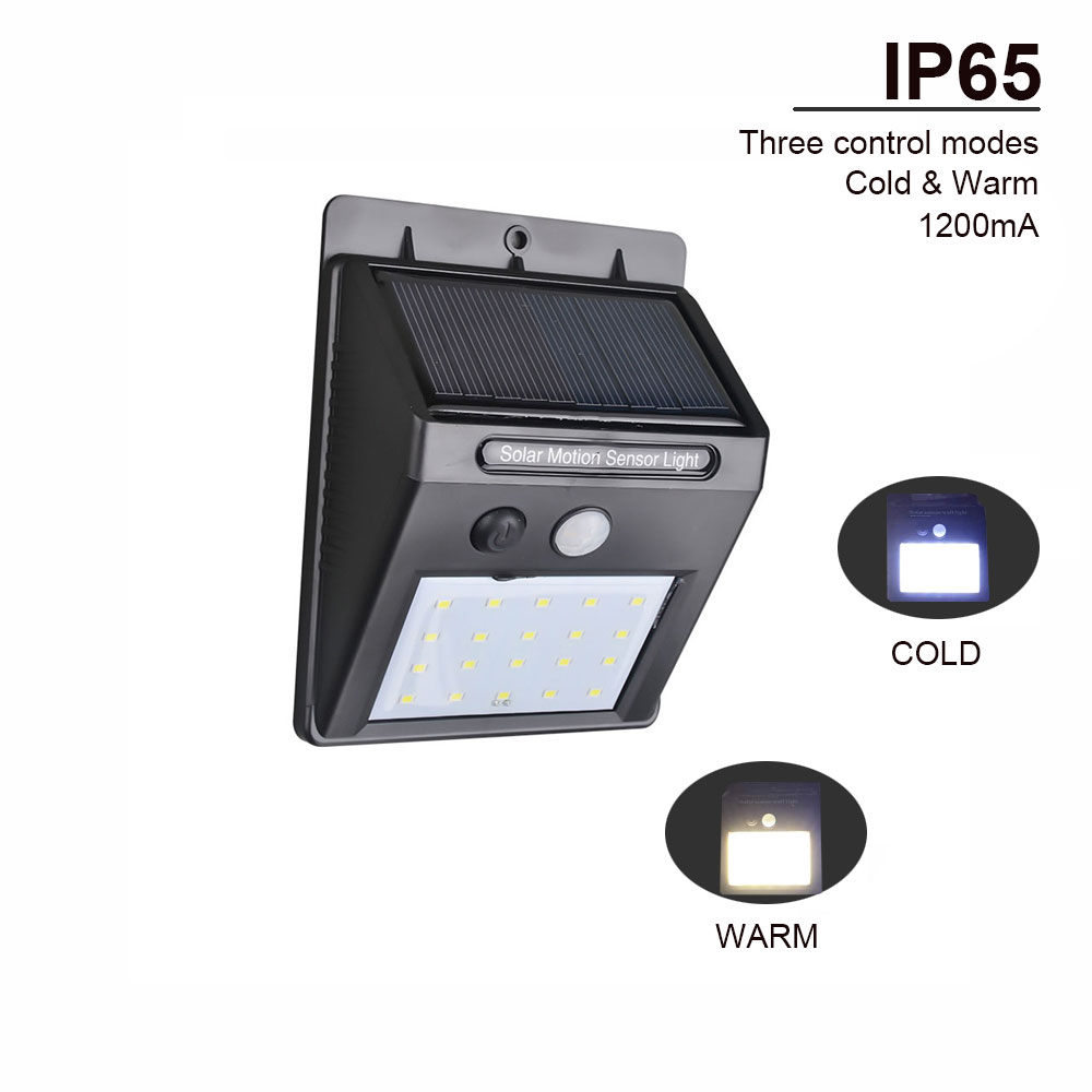 35 leds Outdoor led solar garten licht wasserdichte IP65 gefühl licht Infrarot sensoren lampe outdoor zaun garten pathway wand licht