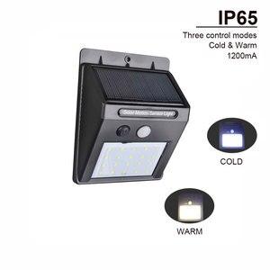 35leds Outdoor led solar garde