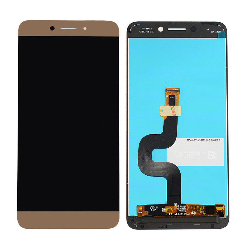 For Letv LeEco <font><b>Le</b></font> <font><b>2</b></font> Le2 Pro X620 X520 <font><b>X526</b></font> X527 X522 X521 X525 <font><b>X526</b></font> X625 LCD Display Touch <font><b>Screen</b></font> Digitizer Assembly Replacement image