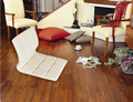 (4 шт./лот) Zaisu стул Белый кожа PU для Гостиной Японский Мебель Для Сидения Бежевый Цвет Татами Zaisu Безногий Пол Стул