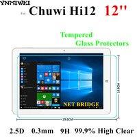 Hi12 Glass Screen Protector For Chuwi Hi12 Tempered Glass Screen Protector High Clear Anti Scratch