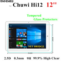 Hi12 Glass Screen Protector For Chuwi Hi12 Tempered Glass Screen Protector High Clear Anti Scratch