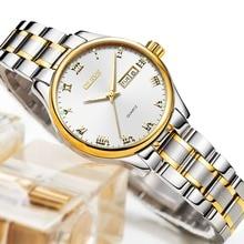 OLEVS бренд роза женские золотые часы сталь ремень роскошные женские часы Творческий Девушка кварцевые наручные Montre Relogio Feminino
